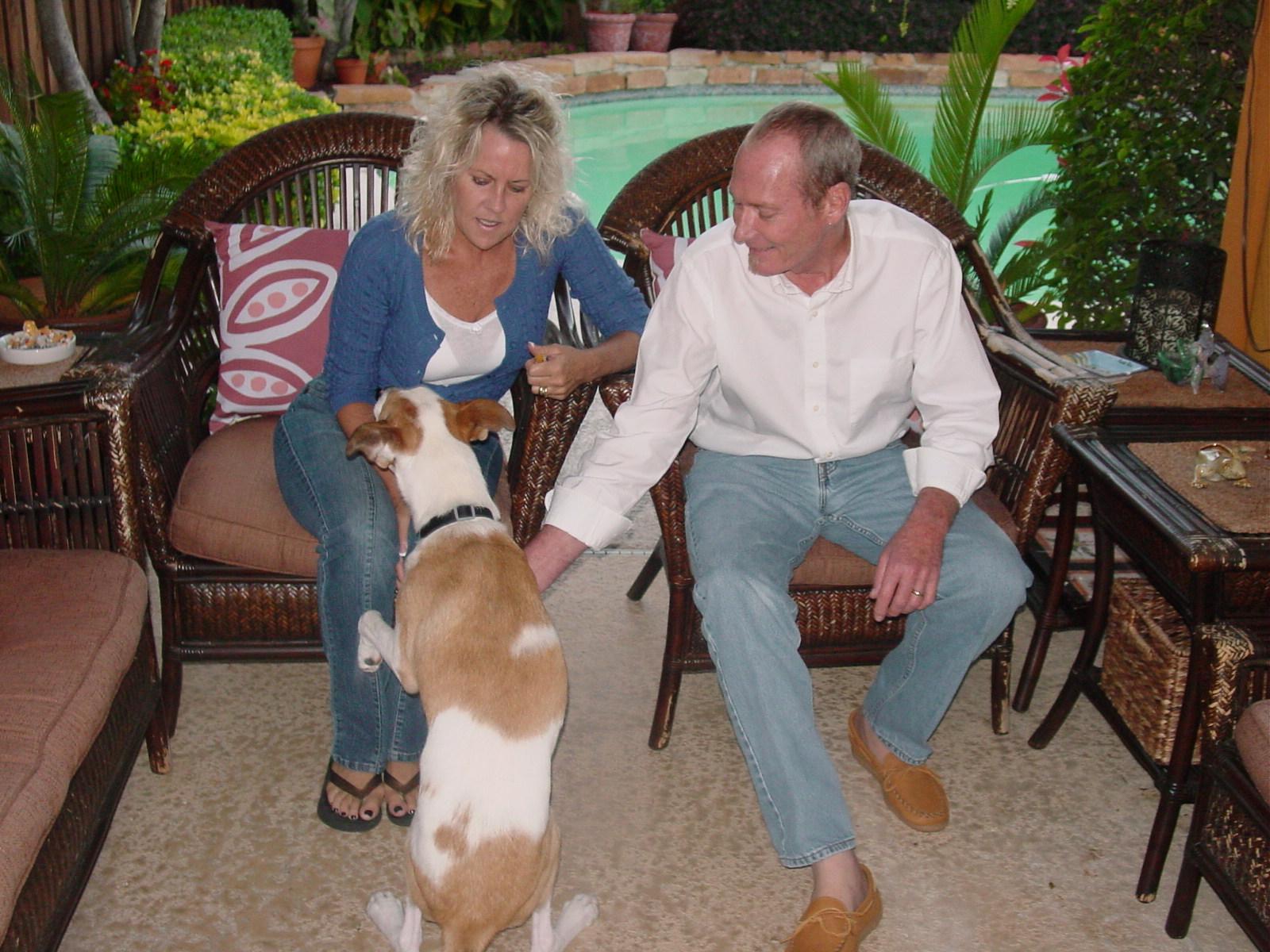 Kitt, Austin, and Dennis