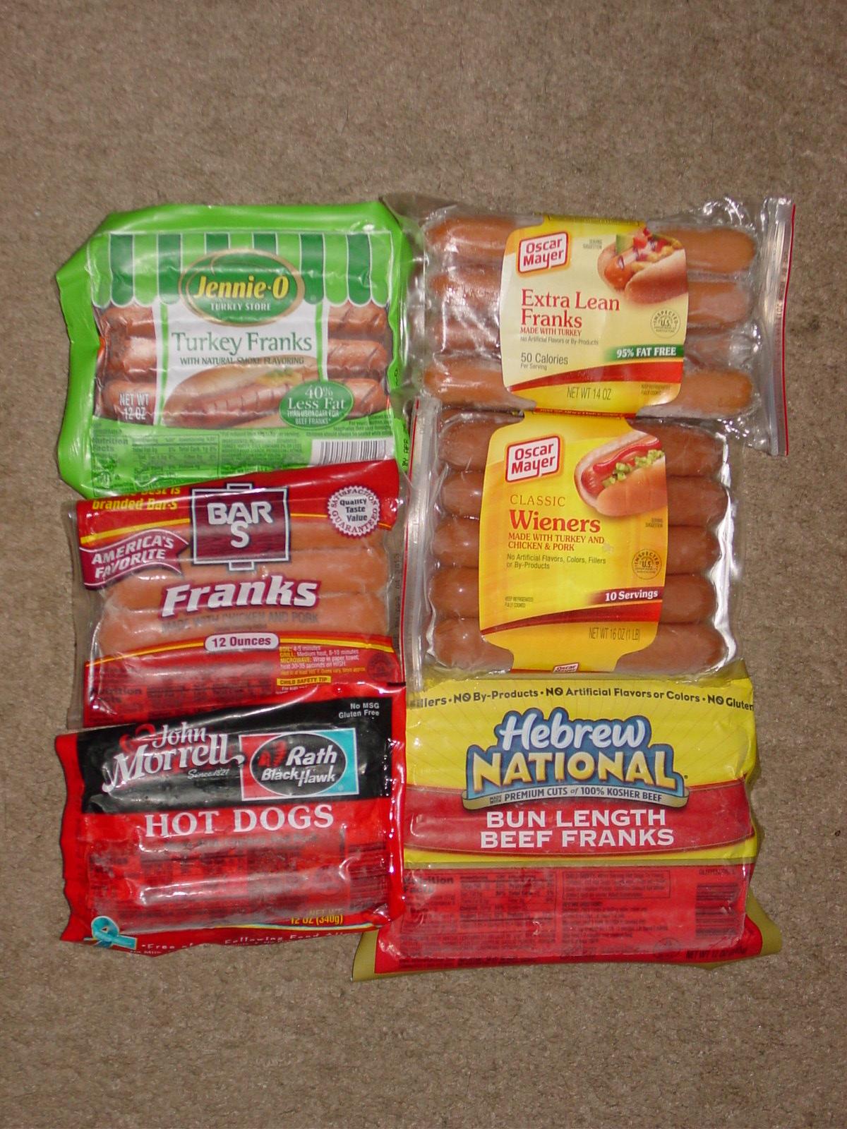 44-8496. Hotdogs.