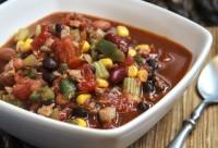 Vegetarian-Chili